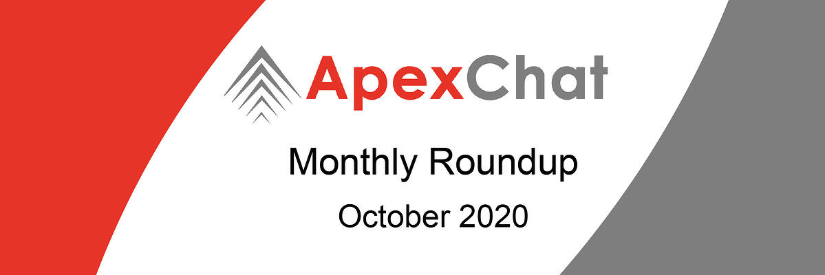 Monthly Roundup October 2020